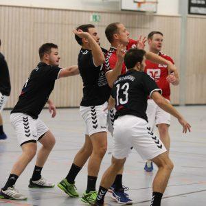 TSV 1871 Augsburg Herren I - SV Mering_1