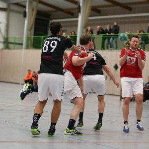 TSV 1871 Augsburg Herren I - SV Mering_6