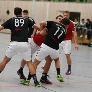 TSV 1871 Augsburg Herren I - SV Mering_7