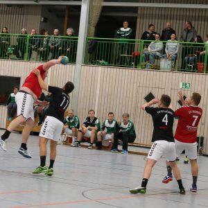 TSV 1871 Augsburg Herren I - SV Mering_8