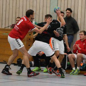 TSV 1871 Augsburg Herren I - SV Mering_9