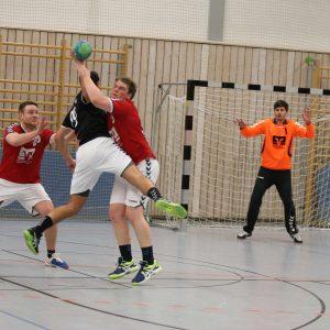 TSV 1871 Augsburg Herren I - SV Mering_10