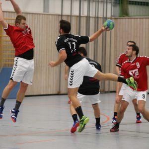 TSV 1871 Augsburg Herren I - SV Mering_11