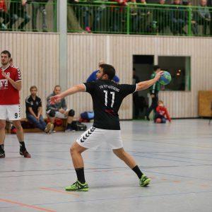TSV 1871 Augsburg Herren I - SV Mering_13