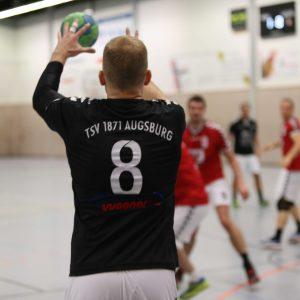 TSV 1871 Augsburg Herren I - SV Mering_14