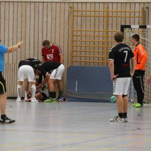TSV 1871 Augsburg Herren I - SV Mering_15