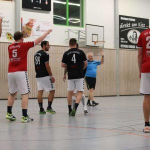 TSV 1871 Augsburg Herren I - SV Mering_19