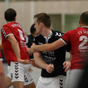 TSV 1871 Augsburg Herren I - SV Mering_20
