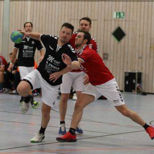 TSV 1871 Augsburg Herren I - SV Mering_21
