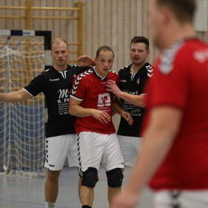 TSV 1871 Augsburg Herren I - SV Mering_22