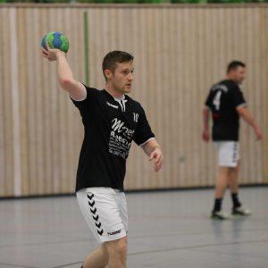 TSV 1871 Augsburg Herren I - SV Mering_23