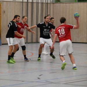 TSV 1871 Augsburg Herren I - SV Mering_25