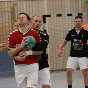 TSV 1871 Augsburg Herren I - SV Mering_26