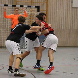 TSV 1871 Augsburg Herren I - SV Mering_27