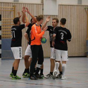 TSV 1871 Augsburg Herren I - SV Mering_28