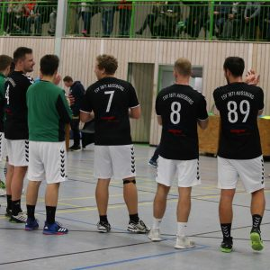 TSV 1871 Augsburg Herren I - SV Mering_29
