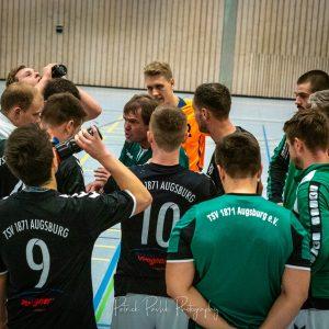 TSV 1871 Augsburg Herren I - VfL Günzburg II_15