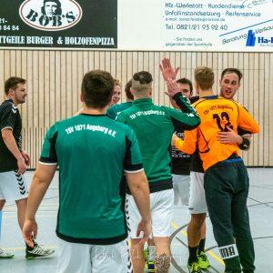 TSV 1871 Augsburg Herren I - VfL Günzburg II_16