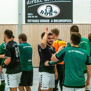 TSV 1871 Augsburg Herren I - VfL Günzburg II_17