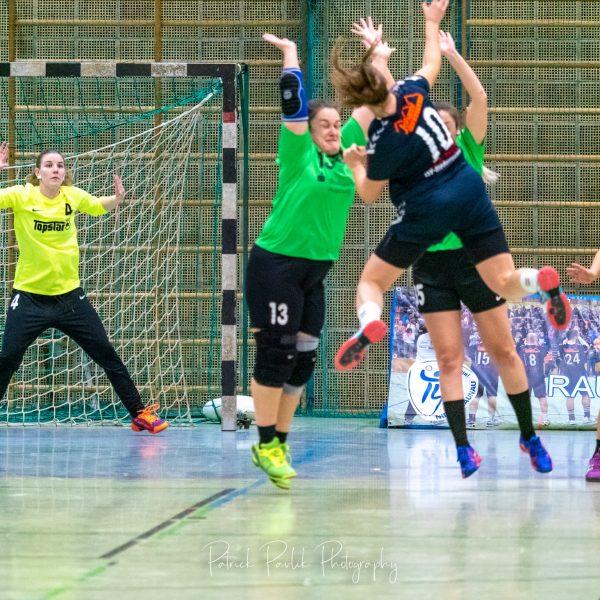 TSV Niederraunau - TSV 1871 Augsburg Damen