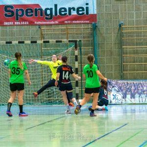 TSV Niederraunau - TSV 1871 Augsburg Damen_2