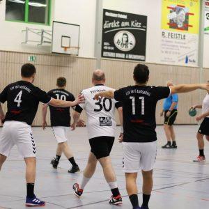 TSV 1871 Augsburg Herren I - TSV Friedberg III
