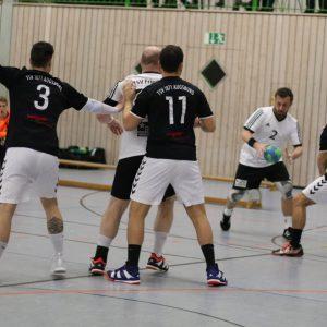 TSV 1871 Augsburg Herren I - TSV Friedberg III_2