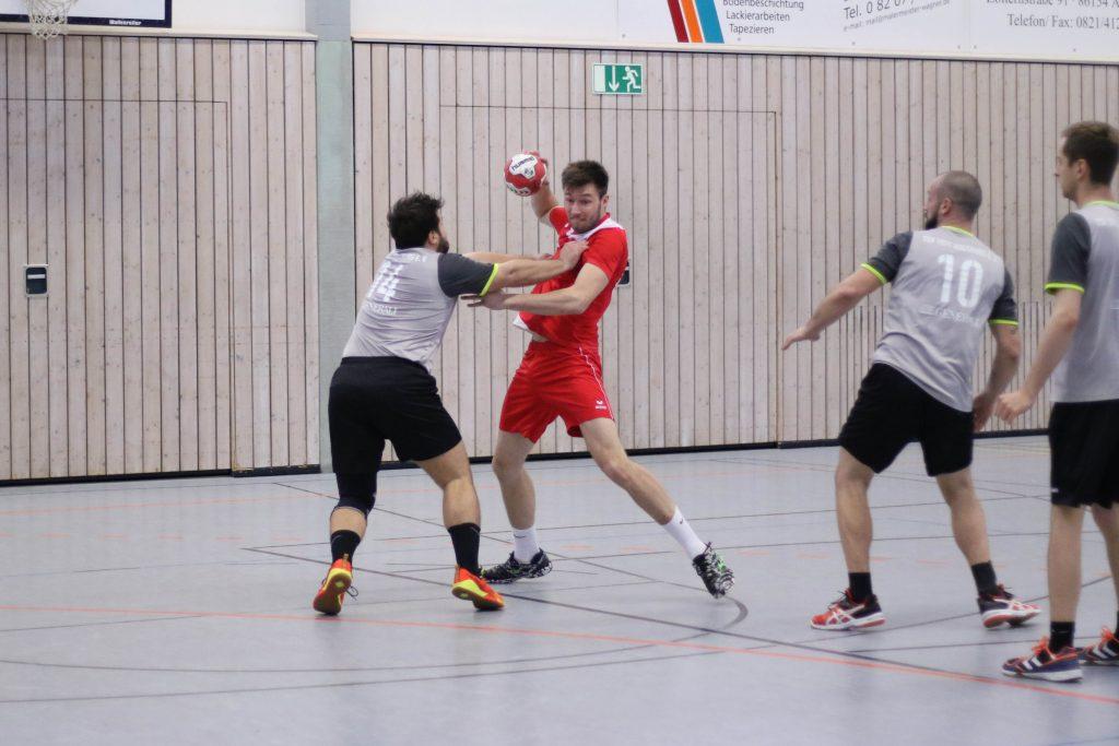 TSV 1871 Augsburg Herren II - DJK Augsburg-Hochzoll