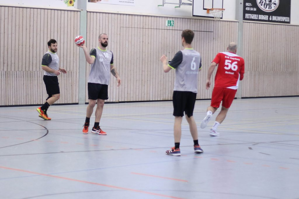 TSV 1871 Augsburg Herren II - DJK Augsburg-Hochzoll_1