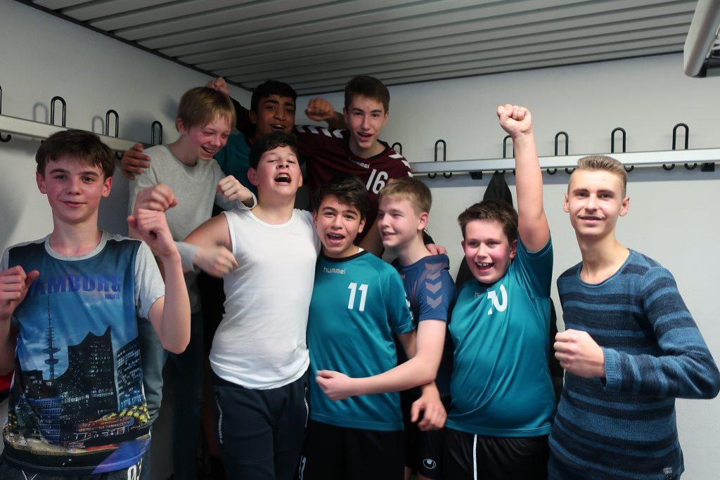 TSV 1871 Augsburg männl. C-Jugend - TSV Gersthofen