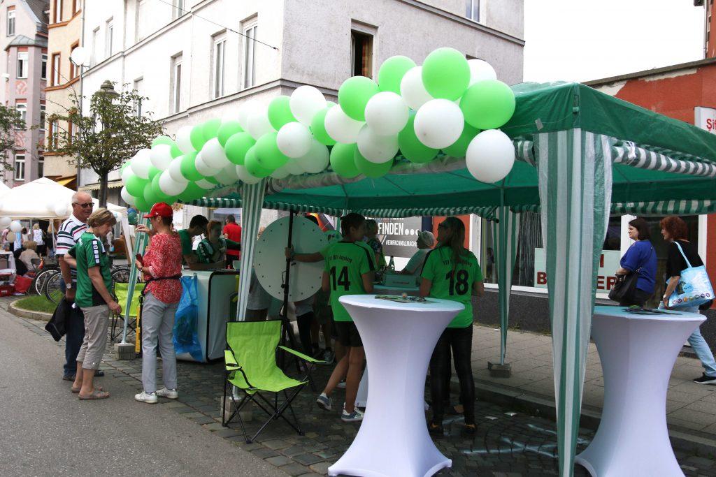 Marktsonntag Augsburg-Oberhausen 2019