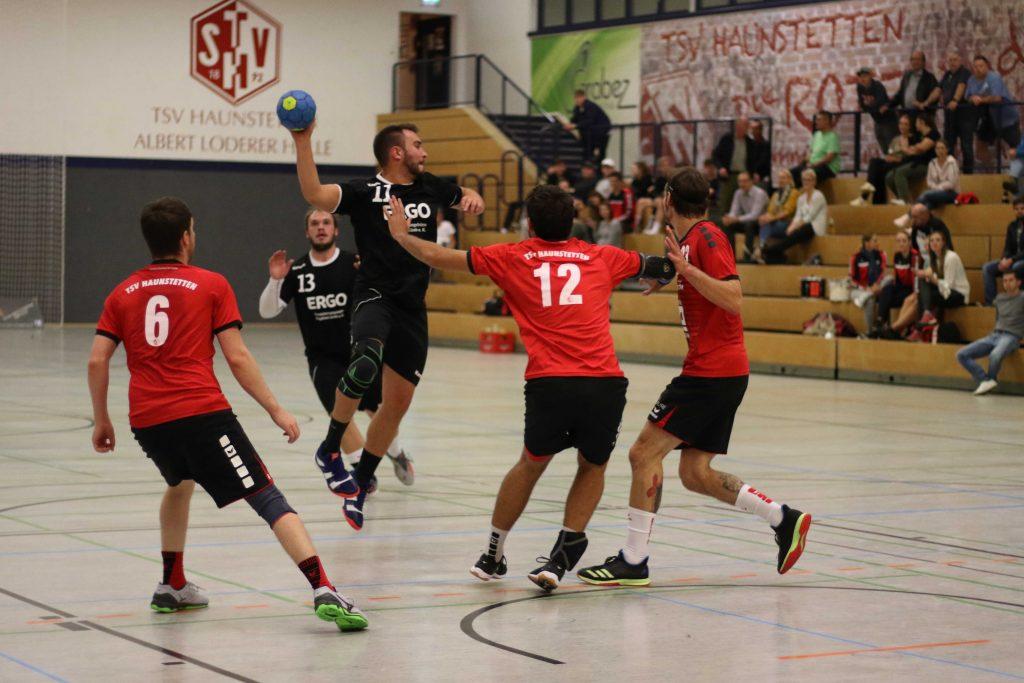 TSV Haunstetten II - SG 1871 Gersthofen_8