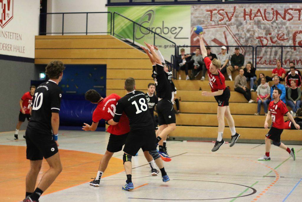 TSV Haunstetten II - SG 1871 Gersthofen_18