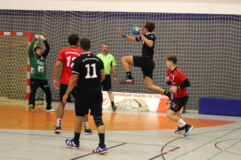 TSV Haunstetten II - SG 1871 Gersthofen_19