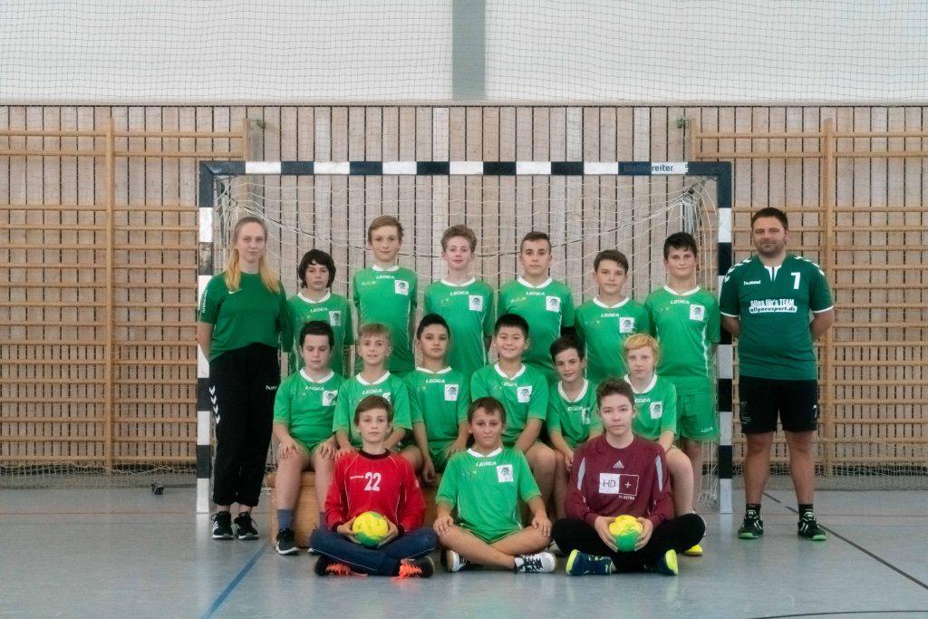 Team_D-Jugend_Saison_2019/2020