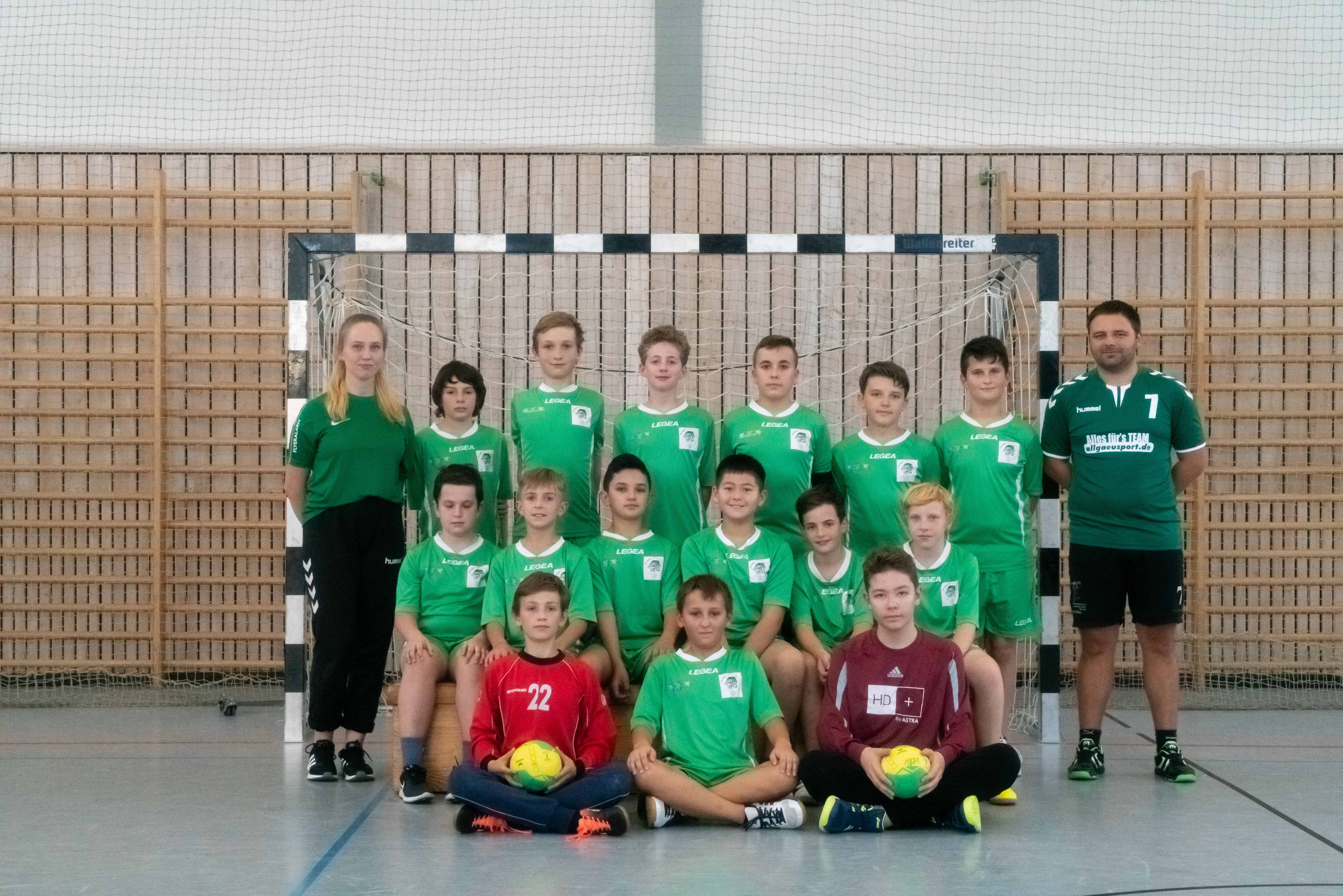 TSV Göggingen - männliche D-Jugend