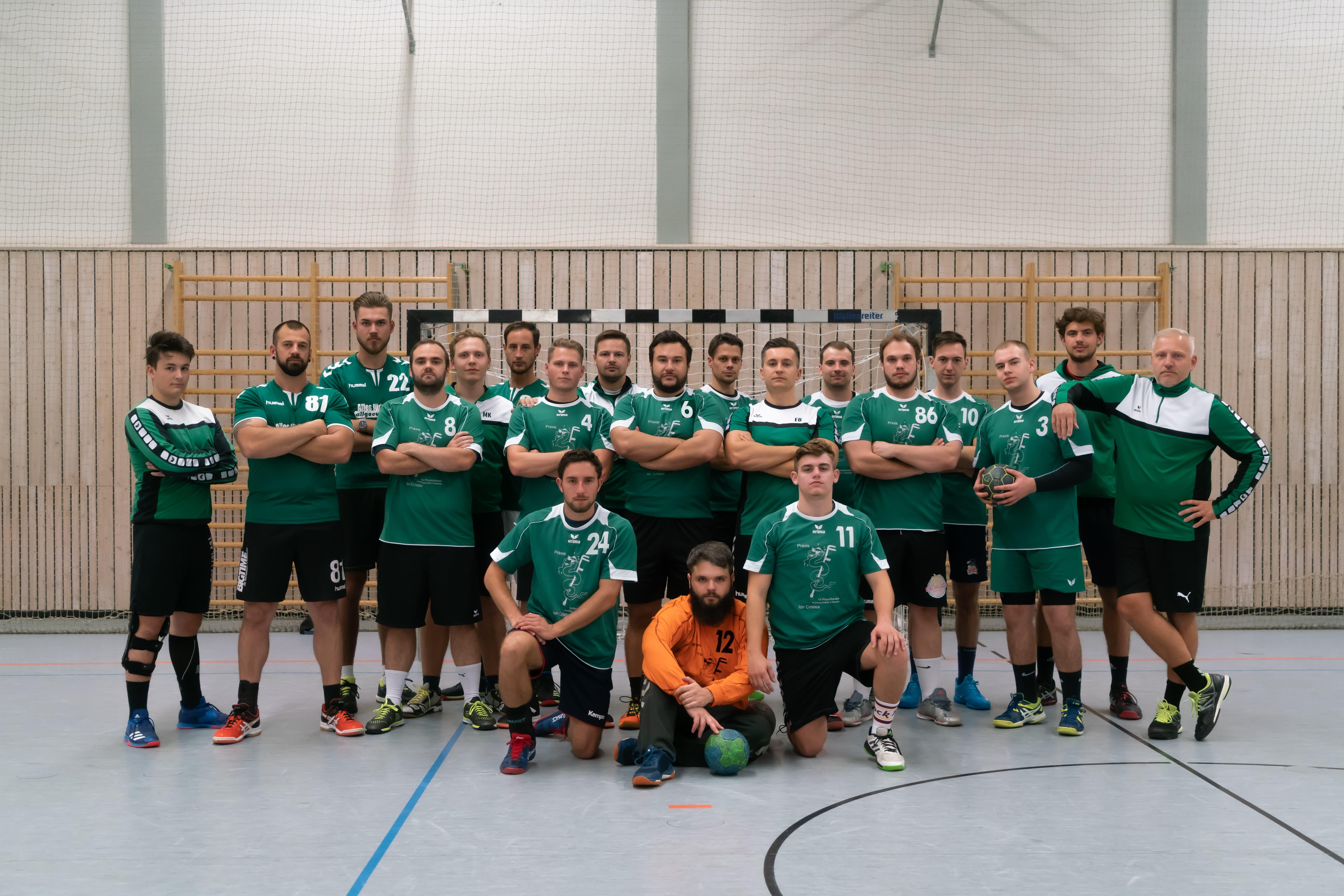 Männer II - DJK Augsburg-Hochzoll