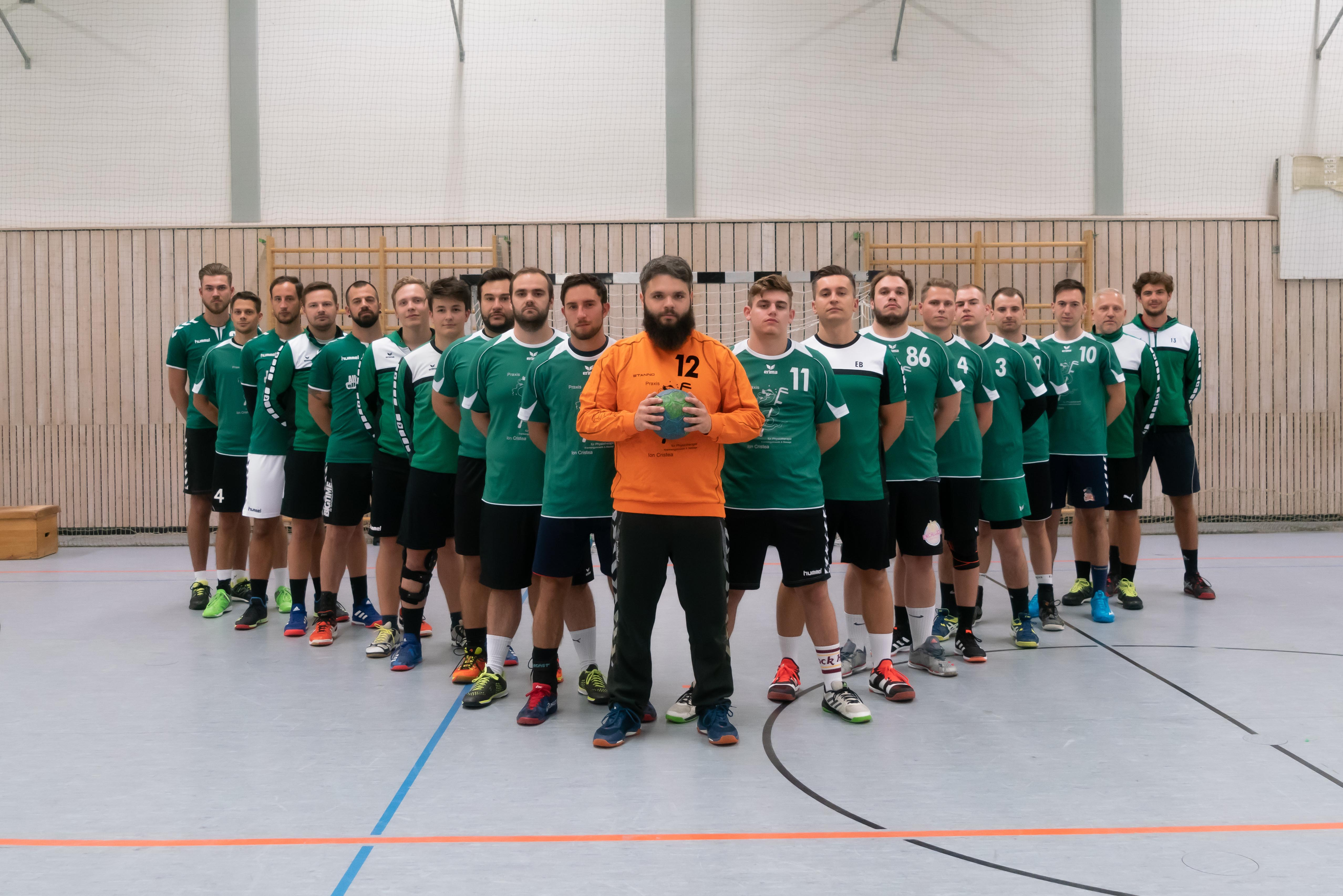 Männer I - HSG Lauingen-Wittislingen