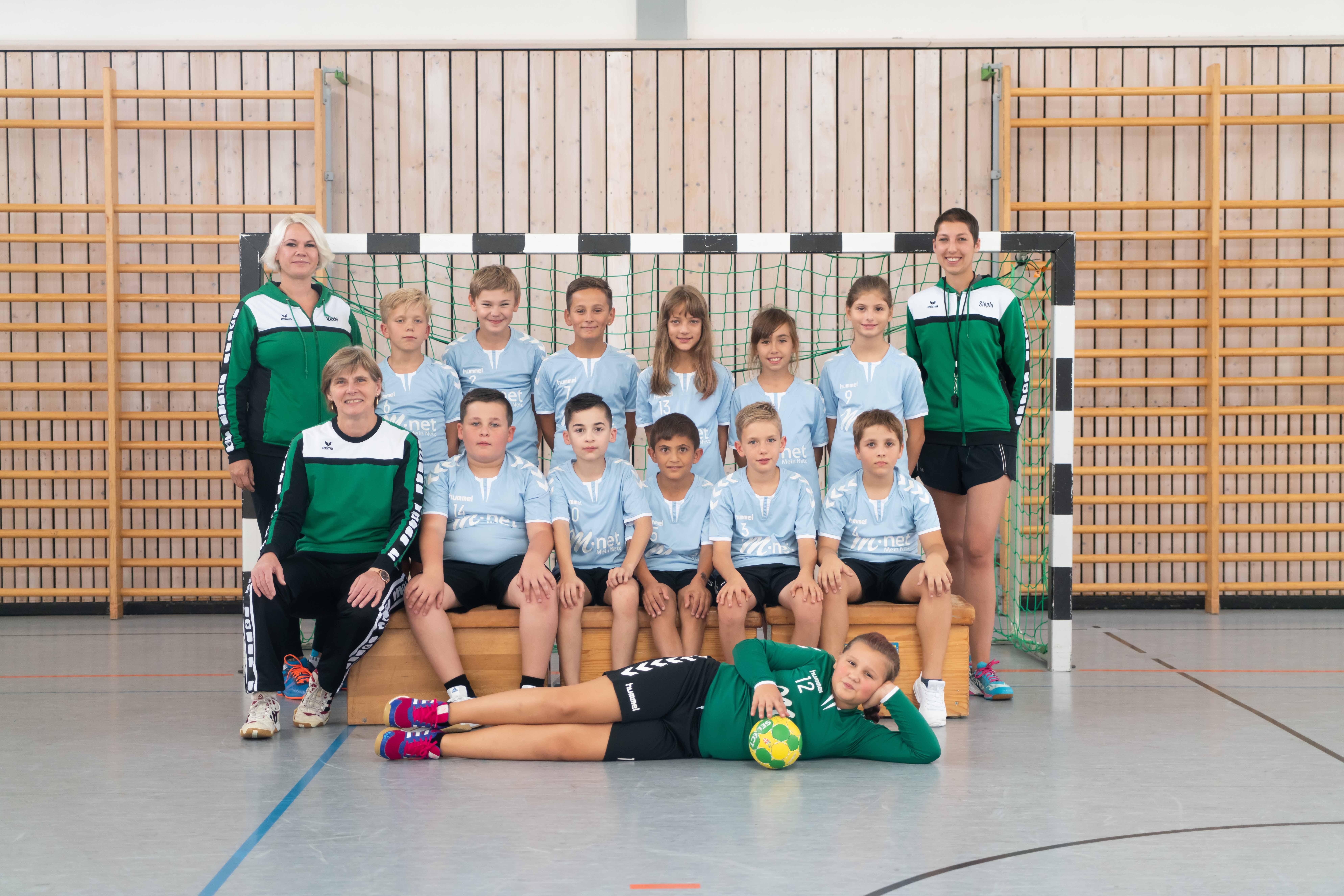 TSV Aichach - gemischte E-Jugend