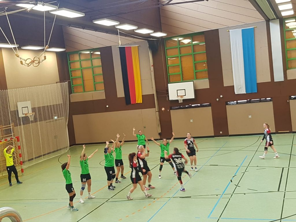 BHC Königsbrunn 09 II - Damen_4