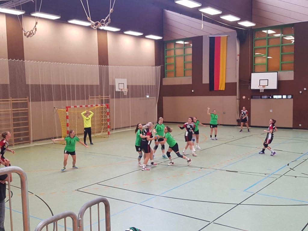 BHC Königsbrunn 09 II - Damen_8