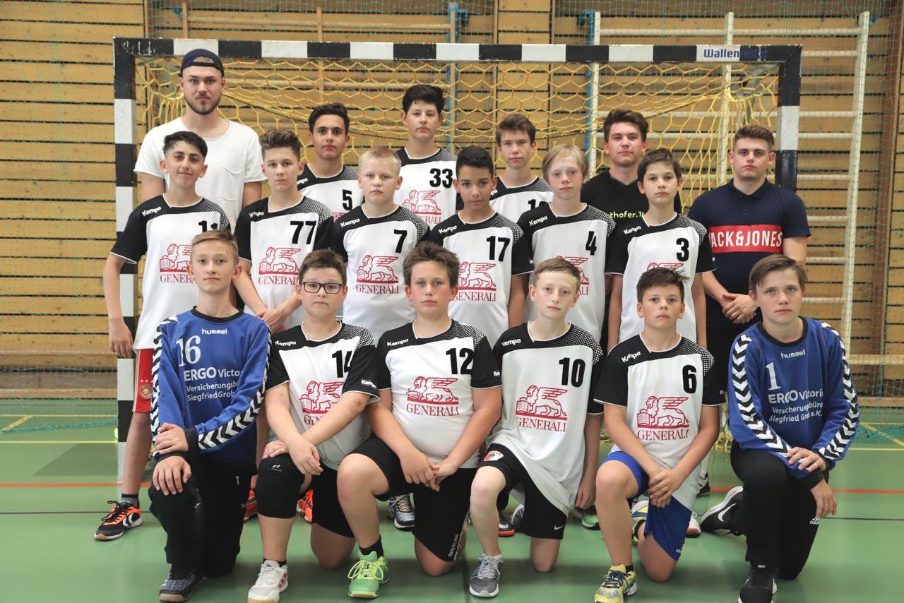 TSV Gilching II - männliche C-Jugend