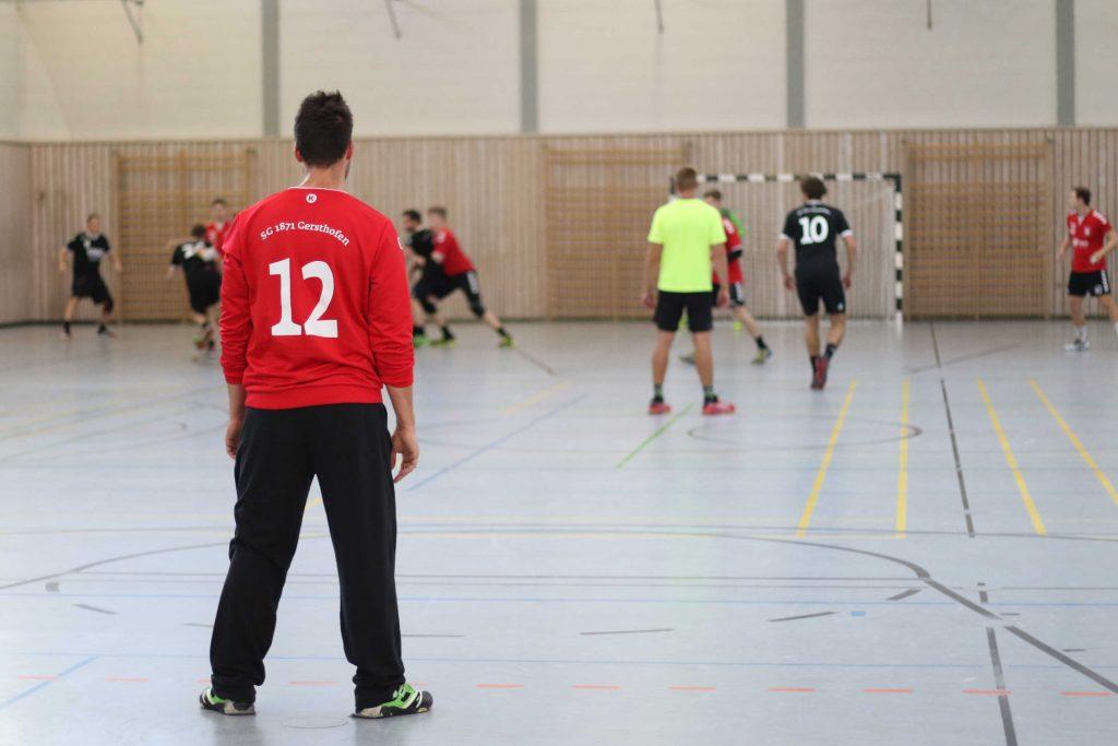 TSV 1871 Augsburg Herren II - TSV Neusäß_1