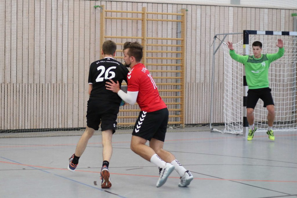 TSV 1871 Augsburg Herren II - TSV Neusäß_4
