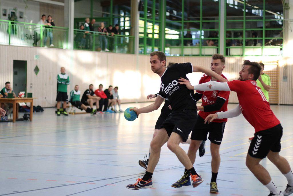 TSV 1871 Augsburg Herren II - TSV Neusäß_5