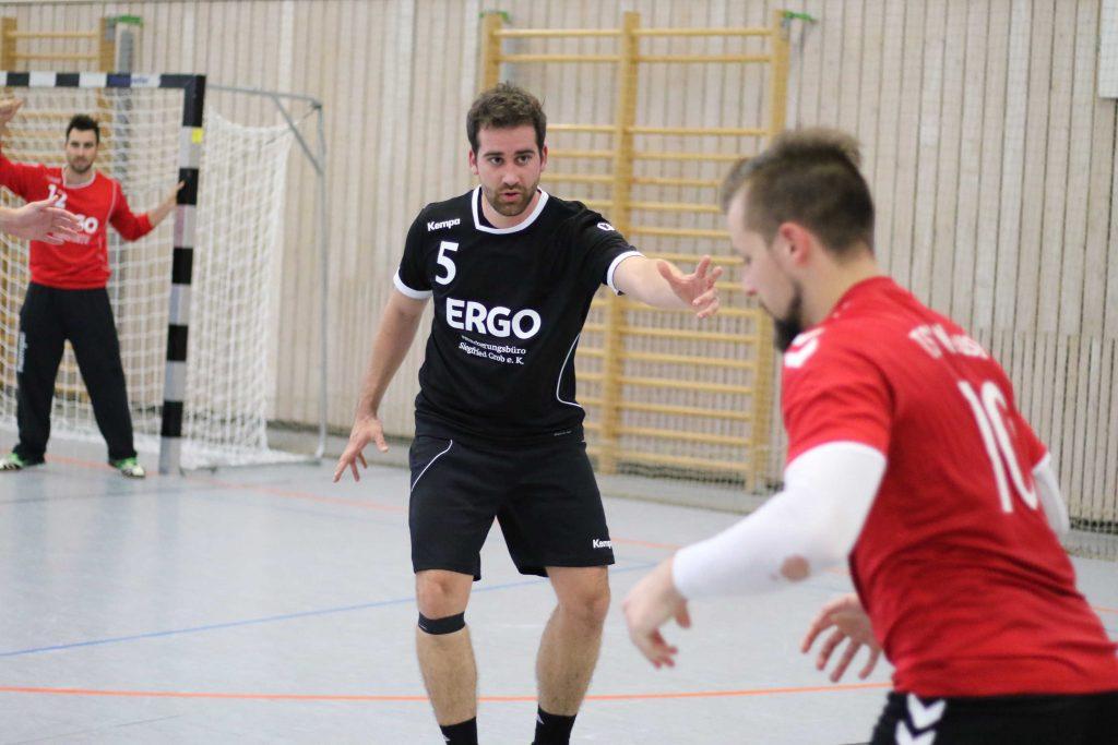 TSV 1871 Augsburg Herren II - TSV Neusäß_7
