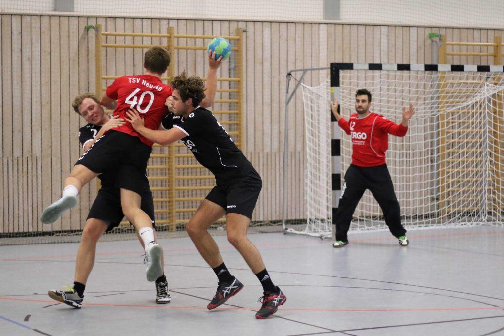 TSV 1871 Augsburg Herren II - TSV Neusäß_10