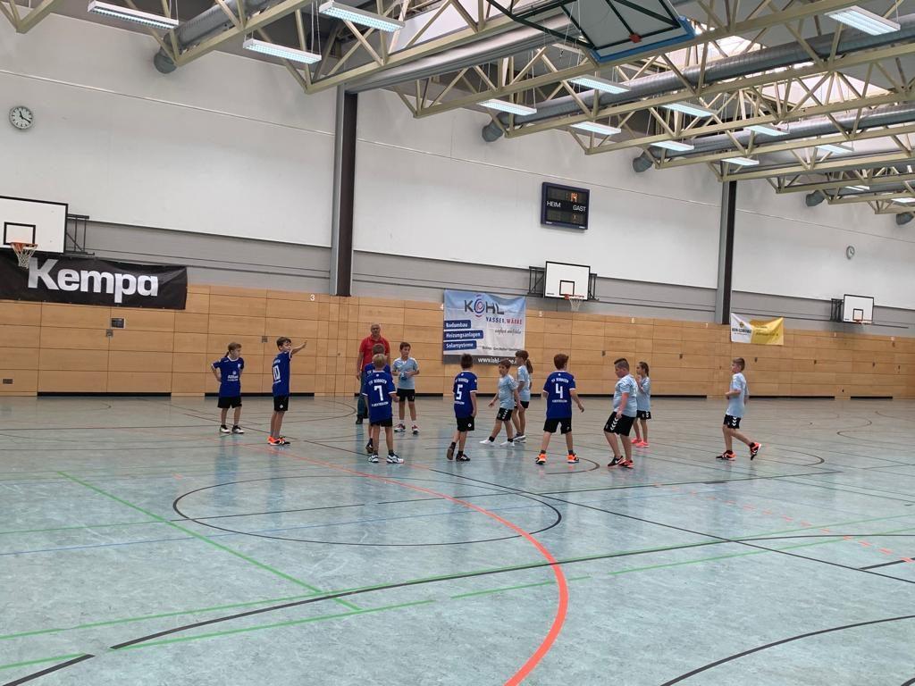 E-Jugend Qualifikation in Bobingen
