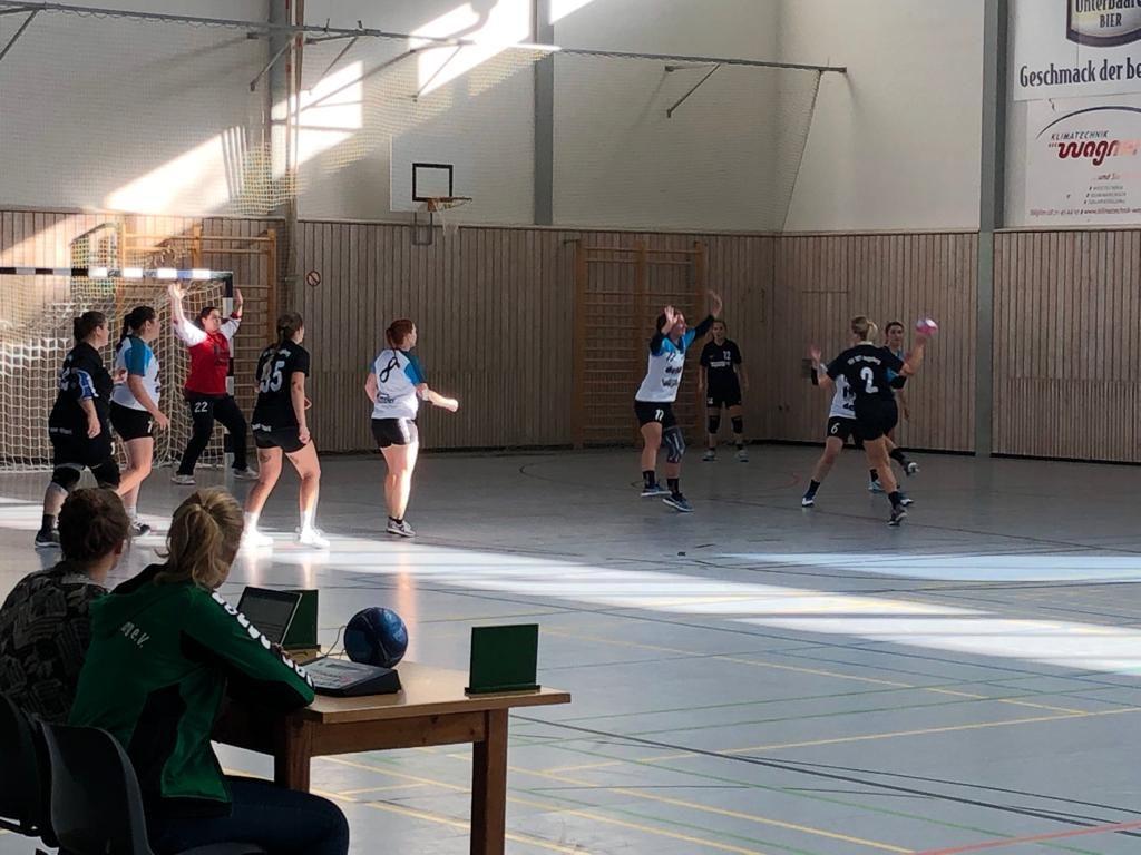 TSV 1871 Augsburg Damen - HSG Lauingen-Wittislingen