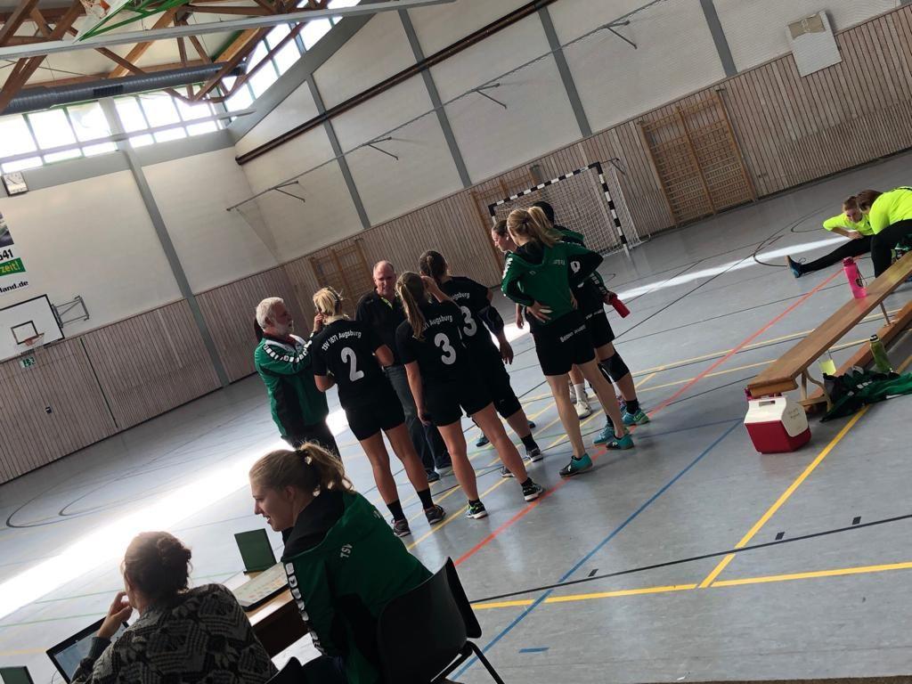 TSV 1871 Augsburg Damen - HSG Lauingen-Wittislingen_1